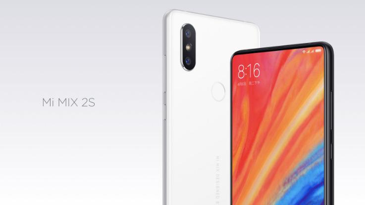 Alleged Xiaomi Mi Mix 3 live image leaked online