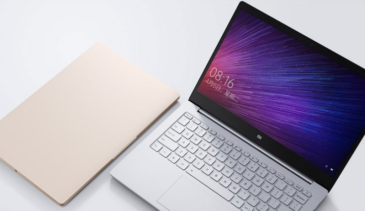 Xiaomi Mi Notebook Air 13.3-inch upgraded with 8th generation Intel Core processors