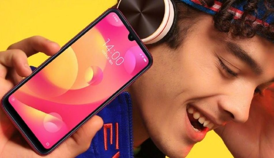 Xiaomi Mi Play launched with waterdrop notch display and MediaTek Helio P35 SoC