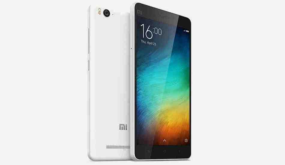 Xiaomi Mi 4c spotted with Android 7.1.1 Nougat
