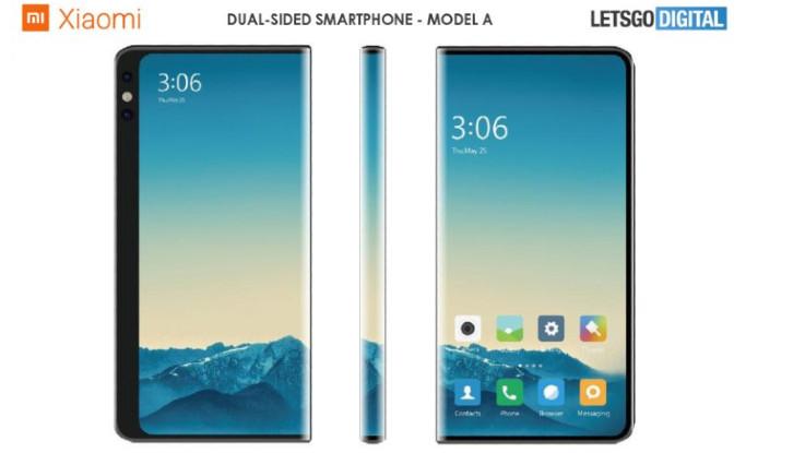 Xiaomi's latest patent reveals new type of wraparound displays