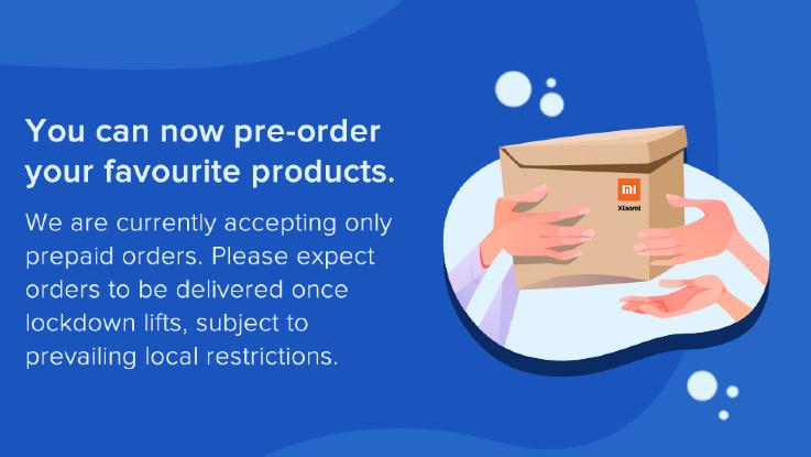 Xiaomi, Samsung and Vivo start taking online orders for smartphones amid Coronavirus lockdown