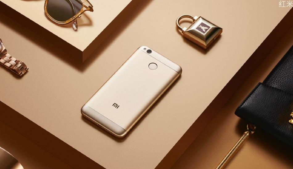 Xiaomi Redmi Note 4X Jingdong Special Edition launched