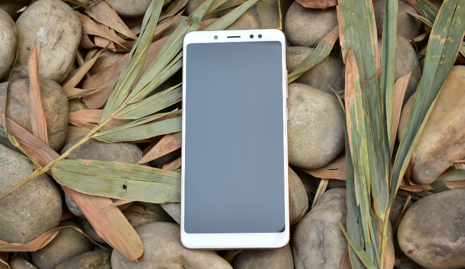 Xiaomi Redmi Note 5 Pro in Pictures