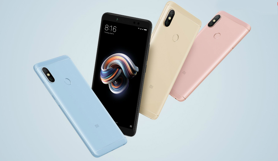 Xiaomi Redmi Note 5 Pro starts receiving Android 8.1 Oreo based MIUI 9.5.6 update