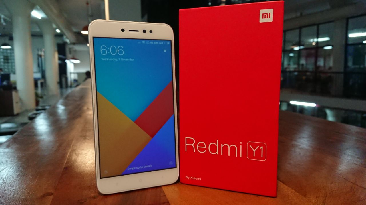 Xiaomi Redmi Y1 Review: Upping the selfie game?