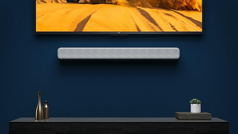 Xiaomi Mi Soundbar to go on sale today at 12PM