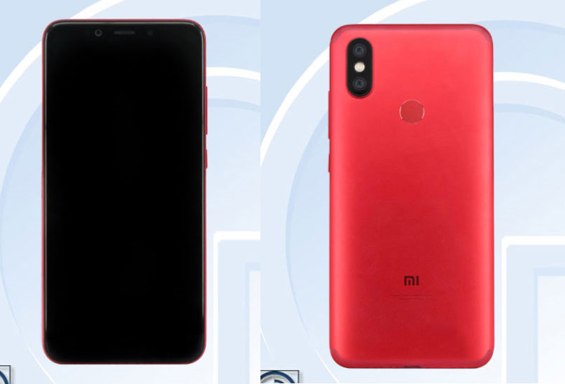 Xiaomi Mi A2 spotted with 5.99 inch display, 2910 mAh battery