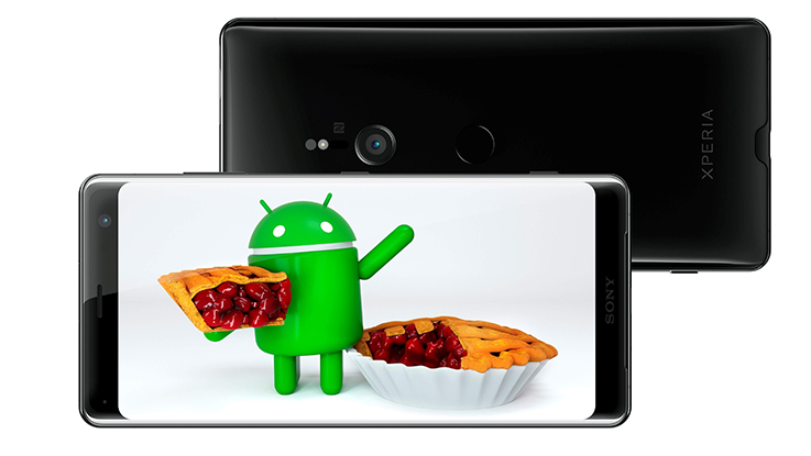 Sony announces Android Pie roll out dates for its range of smartphones