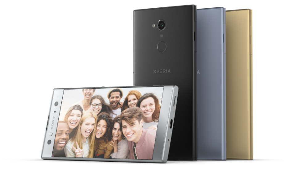 Sony Xperia XA2, Xperia XA2 Ultra and Xperia L2 smartphones announced