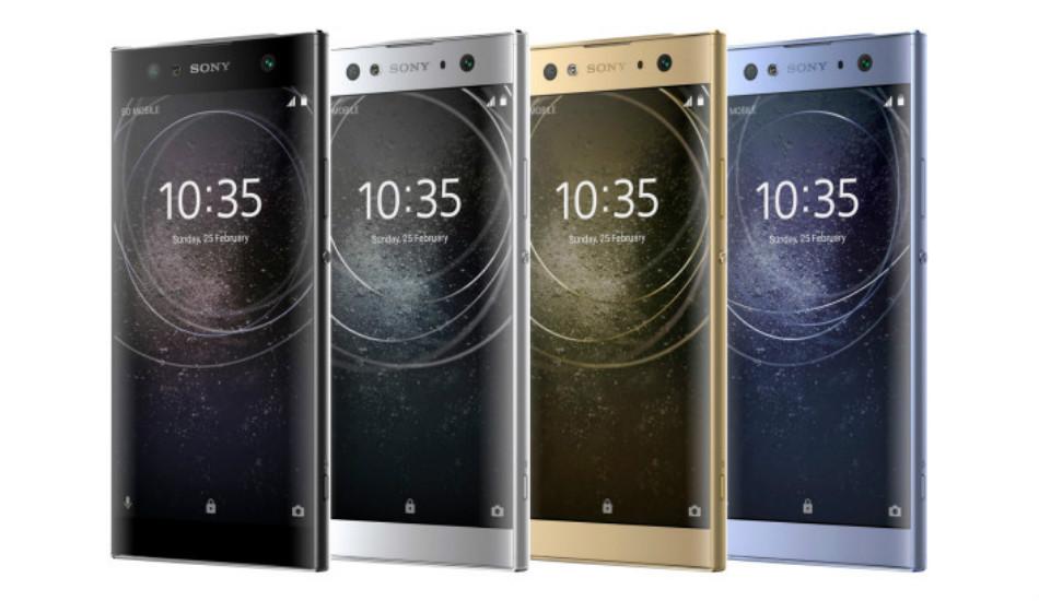 Sony Xperia XA2, XA2 Ultra and Xperia L2 renders leaked online