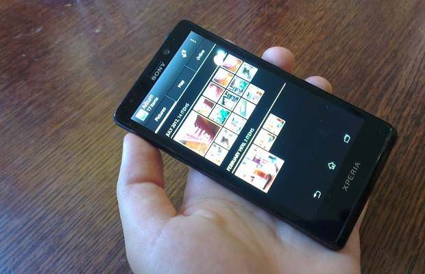 Sony Xperia Mint to feature 13 MP camera