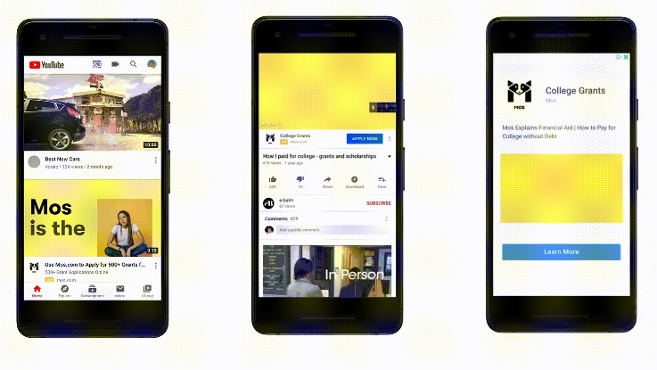 YouTube introduce new direct response tool for better video ads shopping experience