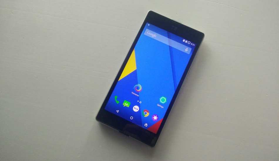 Micromax Yu Yuphoria's price slashed by Rs 500