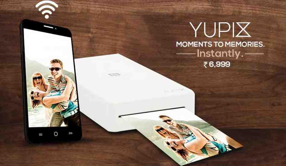 All about Yupix smart mobile printer