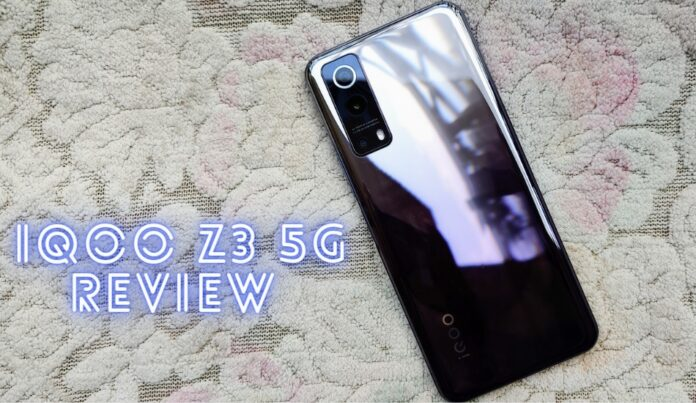iQOO Z3 5G Review: Taking mid-range a notch above