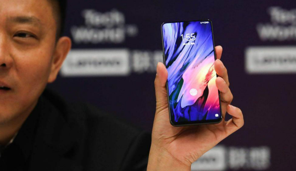 Lenovo Z5 Pro with all-screen display, in-screen fingerprint scanner to arrive on October 1