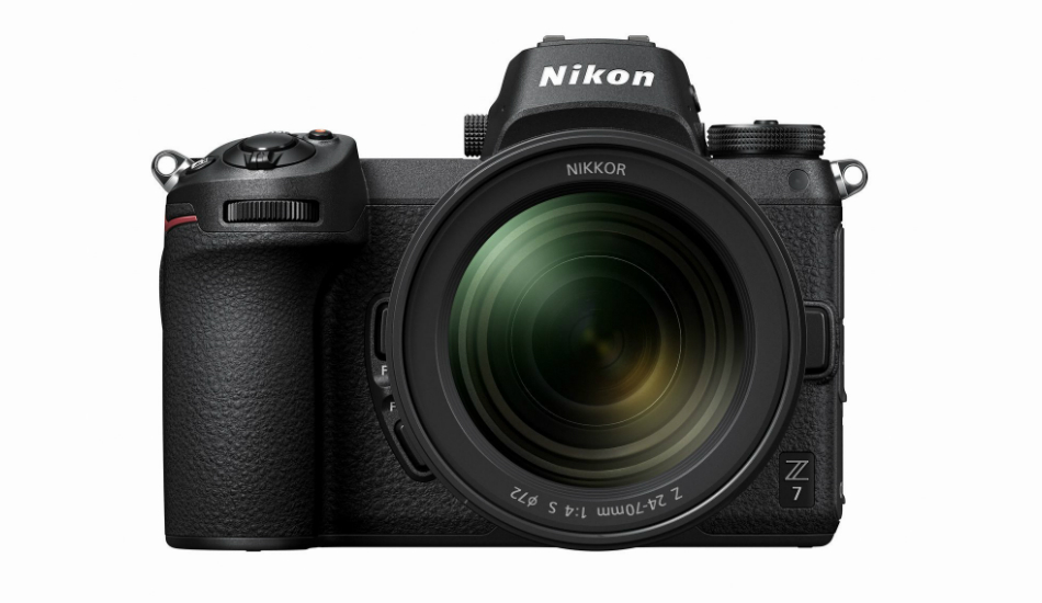 Nikon India announces Z6, Z7 full-frame mirrorless cameras, starts at Rs 169,950