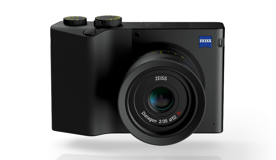 Zeiss ZX1 full-frame compact camera with Adobe Lightroom built-in announced