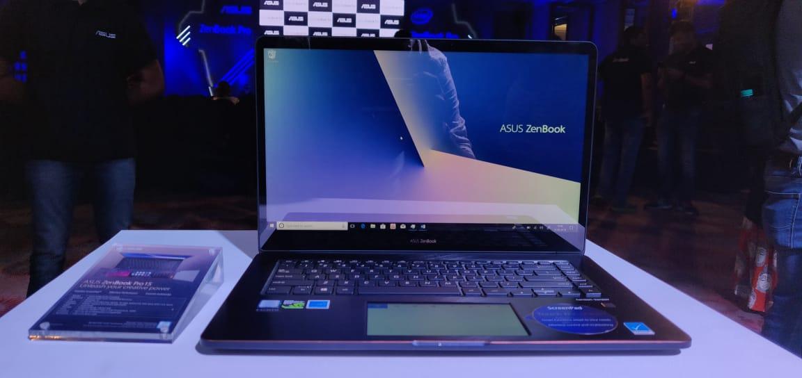 Asus ZenBook Pro 15, ZenBook S and ZenBook 13 First Impressions
