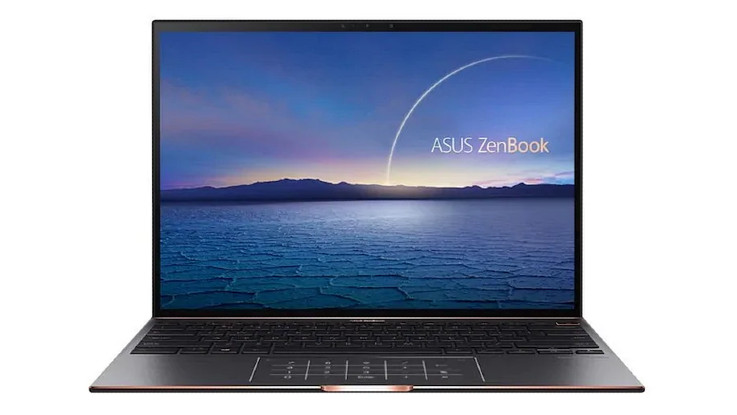Asus ZenBook S with 10th gen Intel Core processor announced