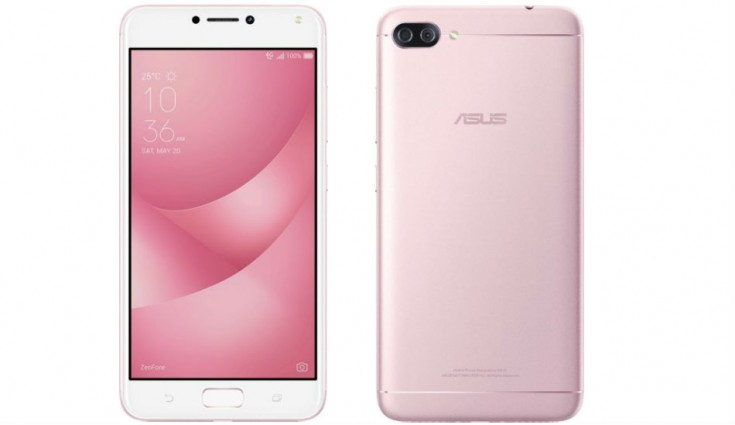 Asus Zenfone 4 Selfie Lite spotted with 16MP Single Front Camera