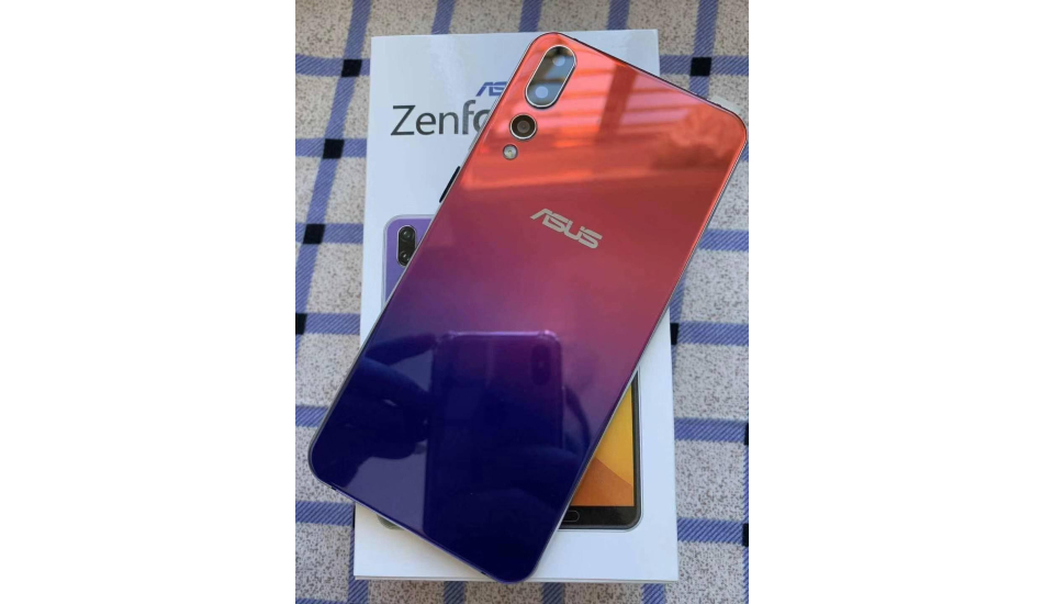Asus Zenfone 6Z spotted on AnTuTu with Snapdragon 855 SoC, 48MP selfie camera