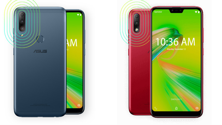 Asus Zenfone Max Shot, Zenfone Max Plus M2 with world's first Snapdragon SiP processor announced