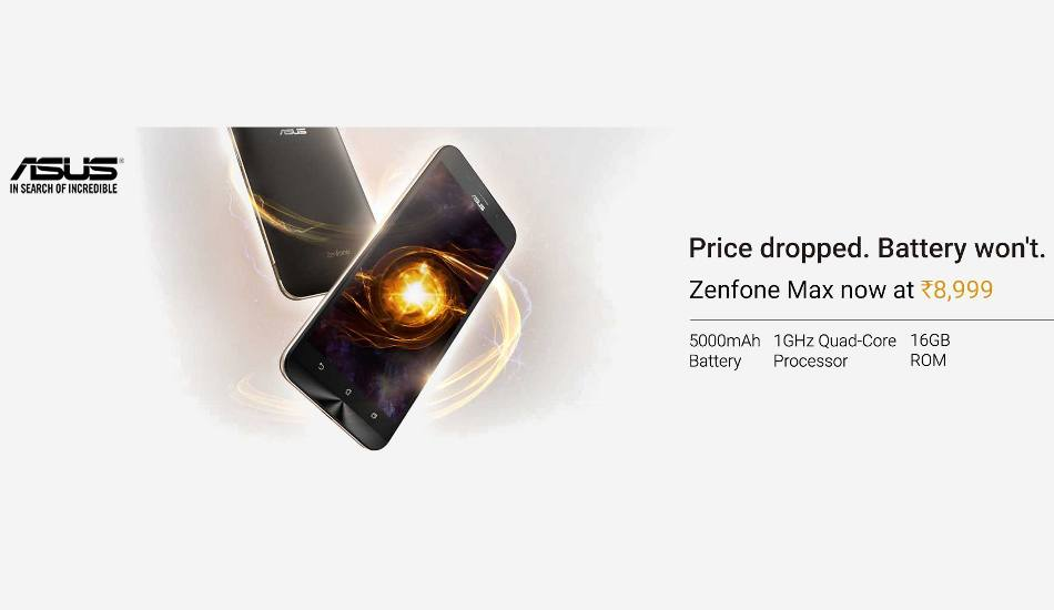 New update rolling out to Asus Zenfone Max