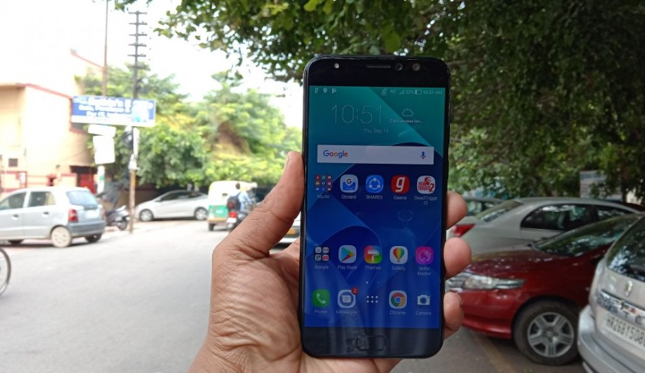 Asus Zenfone 4 Selfie seeded with Android 8.1 Oreo update