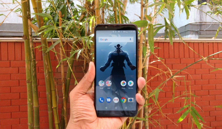 Asus Zenfone Max Pro M1 FOTA update adds electronic stabilisation to 3GB/4GB variants