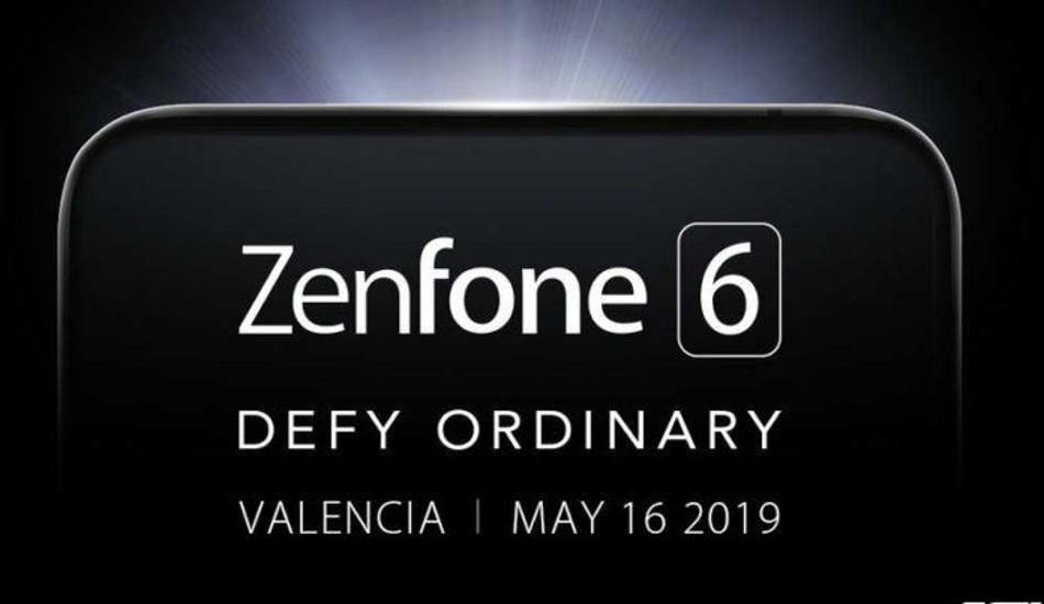 Asus Zenfone 6 expected to launch in India around June 19