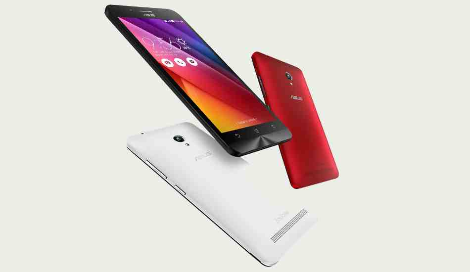 Asus Zenfone Go with Android Lollipop, 8 MP camera launched in India at Rs 7,999