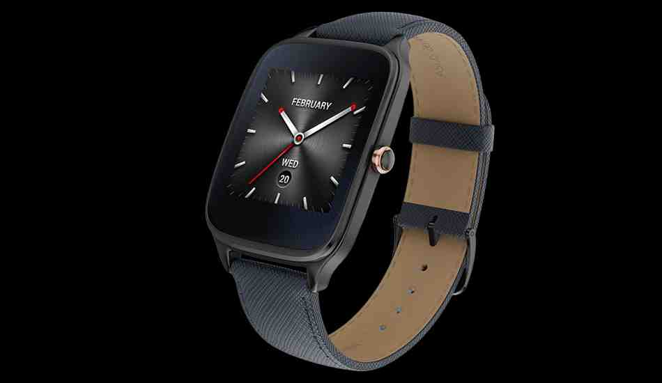 Asus ZenWatch 2 unveiled at attractive price points