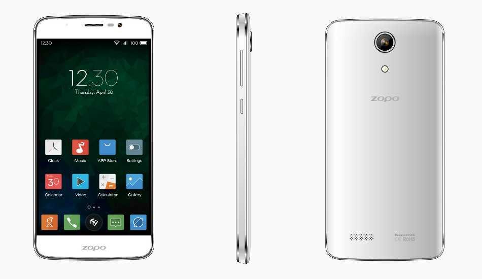 Mobile Review: Zopo ZP200+