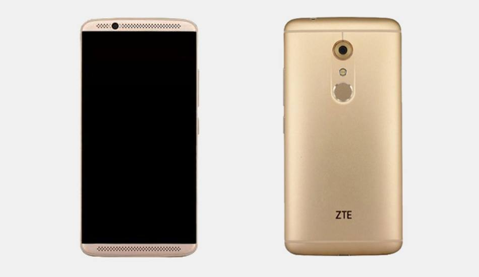 Alleged ZTE Axon Max 2 with 13MP front and rear camera spotted
