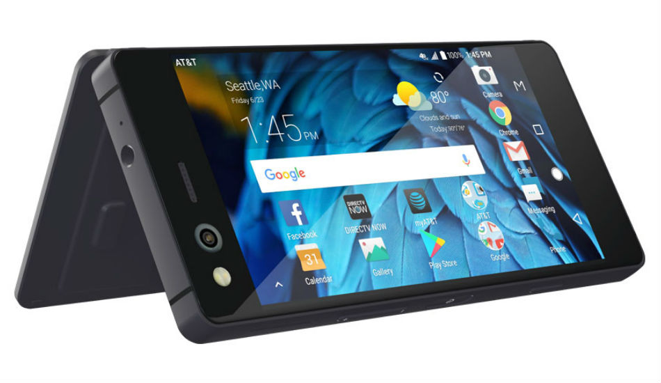 ZTE Axon M with dual-screen foldable display to launch in China on January 16