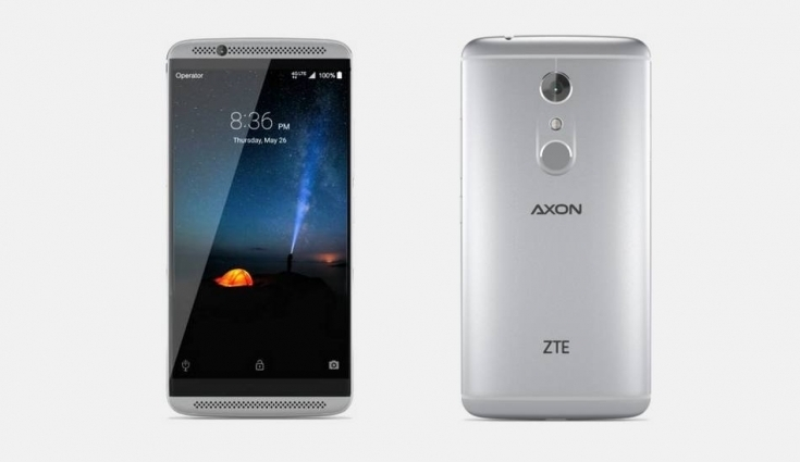 ZTE Axon 7 starts receiving Android Oreo update
