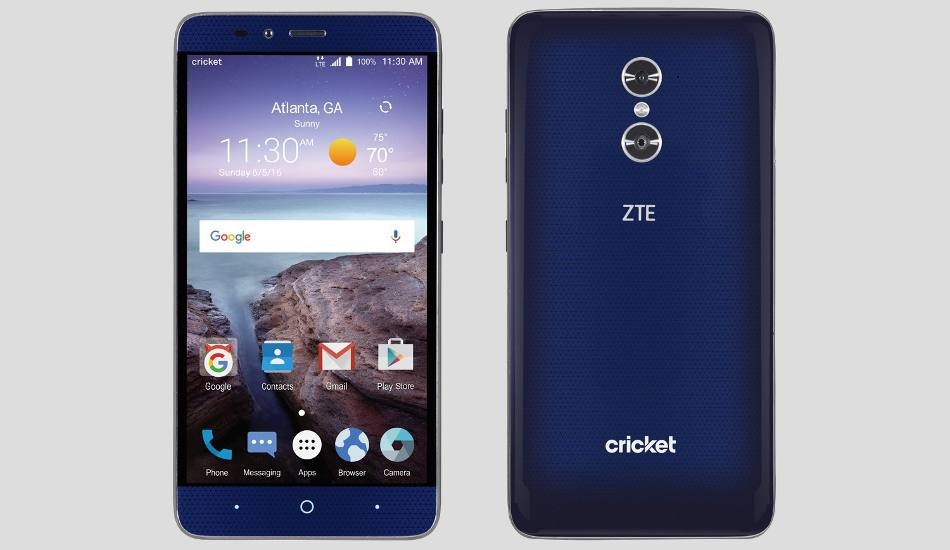 ZTE Grand X Max 2 with 6-inch Full HD, 13MP dual rear camera unveiled