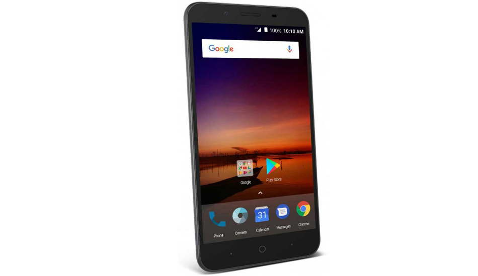 ZTE Tempo X announced with Android 7.1.1 Nougat
