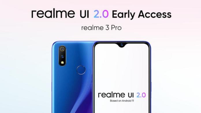 Realme 3 Pro Android 11