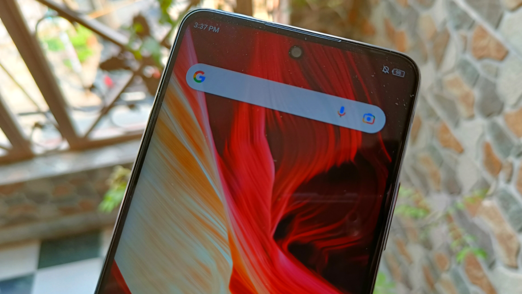 Note 10 Pro front