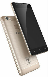 Ziox Mobiles Quiq Aura 4G