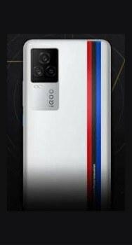 iQOO 7 Legend 12GB + 256GB