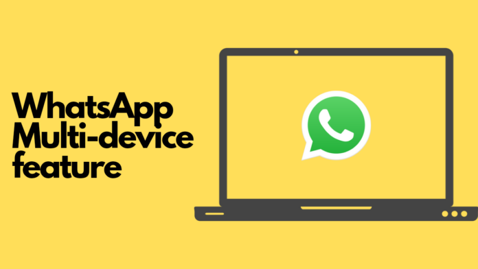How to use WhatsApp Multi-device feature