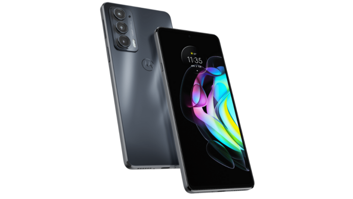 Motorola Edge 20 India