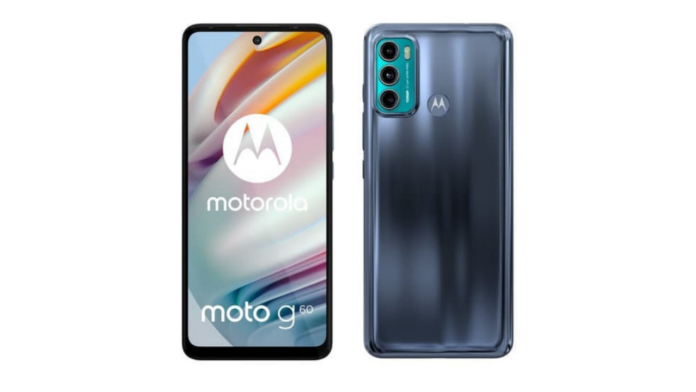 Moto G60s specifications tipped