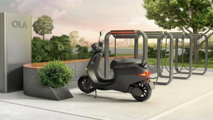 Ola Revolt EV Scooters