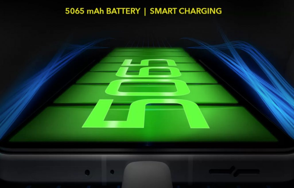 Poco F3 GT battery