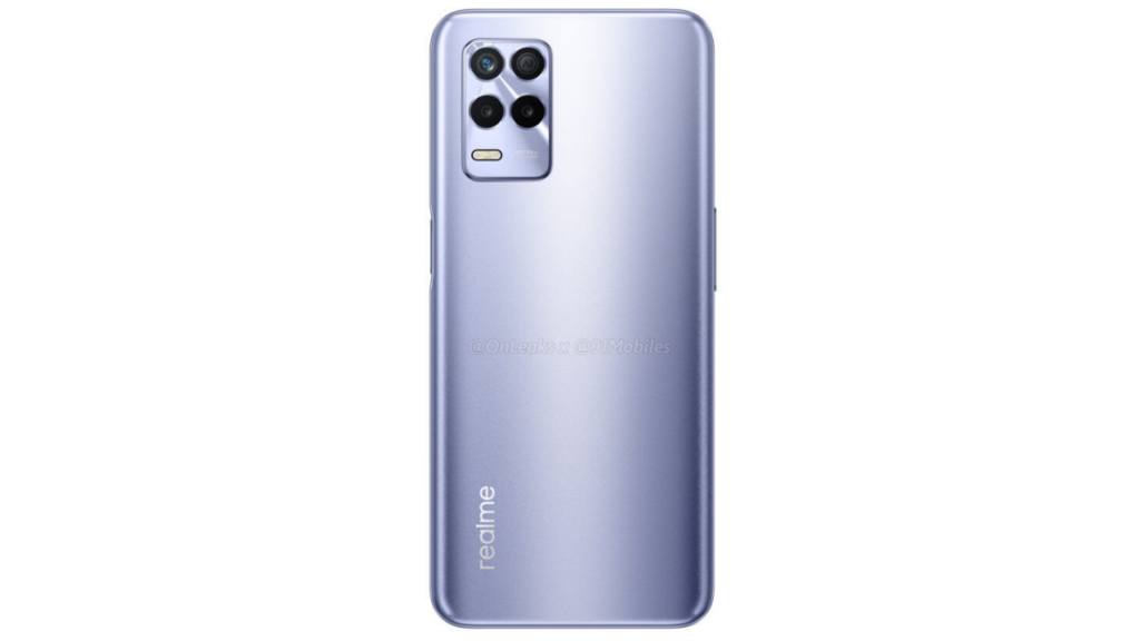 Realme 8s Specifications